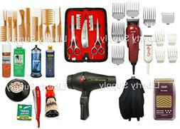 LIBERTY BEAUTY SUPPLY Cosmetology Kit For Professional Hairs