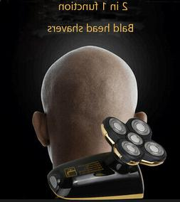 Best Bald Head Shavers Smart Smooth skull head shaver Cordle