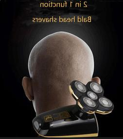 Best Bald Head Shavers Smart Smooth Skull Shaver Cord Cordle