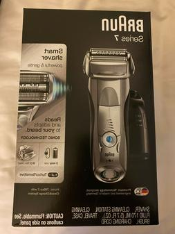 BRAND NEW SEALED Braun Series 7 790cc Rechargeable Electric