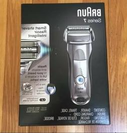 BRAND NEW! Braun Series 7 Smart Electric Shaver Cordless Mod