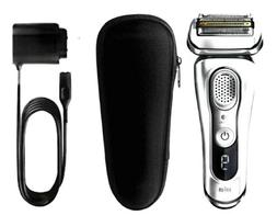 BRAND NEW!! Braun Series 9 9370  Wet & Dry Shaver With Trave