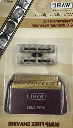 Brand New Wahl 5 Star Series Shaver Replacement Foil Cutter