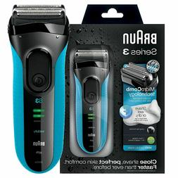 Braun Series 3 ProSkin 3040s Wet and Dry Mens Electric Recha