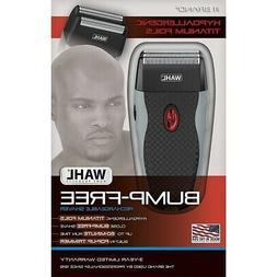 Wahl Clipper Bump-free Rechargeable Foil Shaver, 7339-300 Ne
