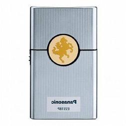 Panasonic Men's Card-type Compact Shaver ES518P-S Silver | D