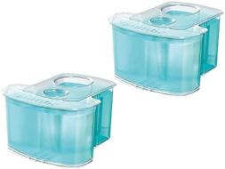Philips Cleaning cartridge series 9000 2 pack, 1 set of Clea