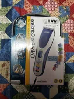 Wahl Color Pro Cordless Rechargeable Haircut Hair Cutting Cl