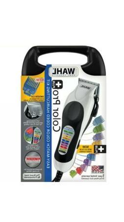 Wahl Color Pro Plus Haircut Kit Professional Clippers Men Ha