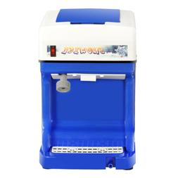 PRO COMMERCIAL ICE SHAVER SNOW CONE MACHINE ICE CRUSHER MAKE