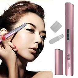 Cordless Electric Lady Shaver Bikini Legs Eyebrow Trimmer Sh