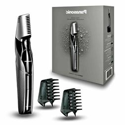 Panasonic Cordless Electric Body Hair Trimmer with Waterproo