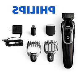 Philips Norelco Cordless Trimmer Clipper Multigroom Electric