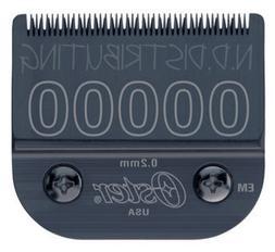 Oster Detachable 00000 Blade Fits Titan, Turbo 77, Primo, Oc