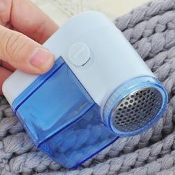 Dust Lint Remover Cordless Shaver Bobble Fabric Clothes Clas
