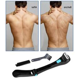 Professional Electric Back Hair Shaver Removal Groomer Body