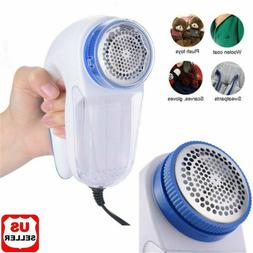 Electric Clothes Lint Pill Fluff Remover Fabrics Sweater Fuz
