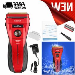 Electric Hair Clipper Beard Rechargeable Waterproof Trimmer