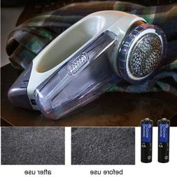 Electric Lint Remover Fabric Shaver Sweater Clothe Pill Port