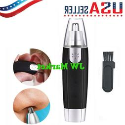 Electric Nose Ear Hair Trimmer Eyebrow Shaver Clipper Groome