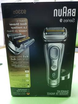 Braun Electric Razor for Men, Series 9 9330s Electric Shaver