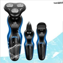 Electric Razor Shaver for mens Wet Dry Waterproof Cordless R