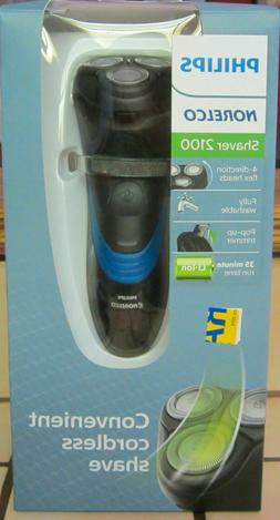 Philips Norelco Electric Shaver 2100 Rechargeable Men's Cord