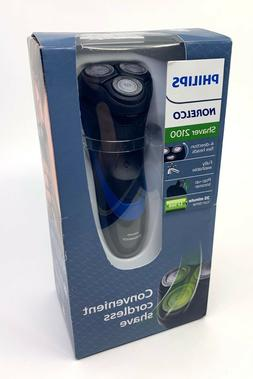 Philips Norelco Electric Shaver 2100 - S1560/81 Rechargeable