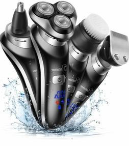 Hatteker Electric Shaver For Men Nose Trimmer, Waterproof