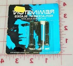 Remington Electric Shaver Replacement Blades VINTAGE 1970's