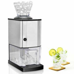Electric Stainless Steel Ice Crusher Shaver Maker Machine Pr