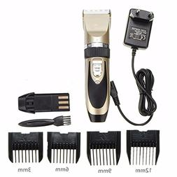 Katoot@ Electrical Animal Pet Dog Cat Hair Trimmer Ceramic S