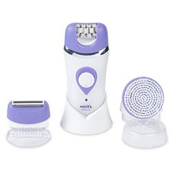 Epilator For Women By JTrim SilkTouch 3 in 1 Electric Shaver