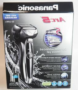 Panasonic ES-LV95-S ARC5 Premium 5-Blade Men's Electric Shav