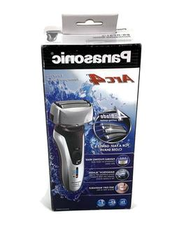 Panasonic ES-RF31-S Men's 4-Blade Arc 4 Wet/Dry Shaver