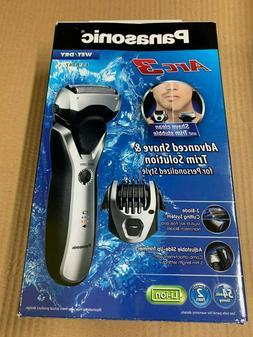 Panasonic ES-RT47-S Arc3 Electric Razor Men's 3-Blade Shaver