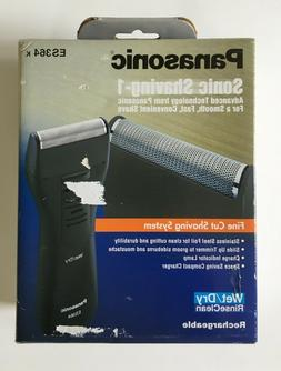 es364 sonic shaving 1 wet dry electric