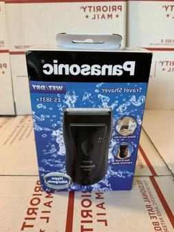 PANASONIC ES3831 WET/DRY ELECTRIC MEN'S SHAVER