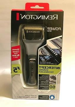 Remington F5-5800 Foil Shaver, Men's Electric Razor, Electri