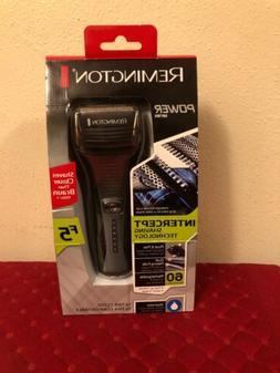 Remington F5-5800 Men's Electric Foil Shaver, Black - Brand