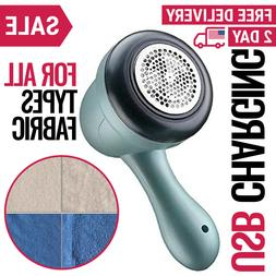 Fabric Shaver Sweater Lint Remover Clothes Pill Electric Sha