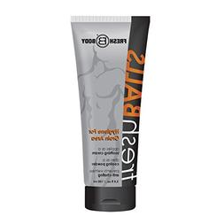Fresh Body, Fresh Balls Lotion Solution for Men, 3.4 fl oz