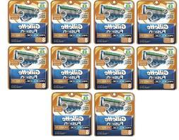 fusion 5 proglide power razor blades flexball
