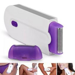 GentleGlide Woman Shaver Hair Removal Kit Painless Body Face