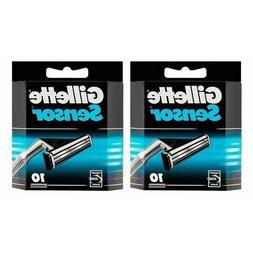 Gillette Sensor Razor Refill Cartridges 20 count