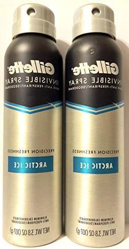 Gillette Invisible Spray Anti-Perspirant/Deodorant - Arctic