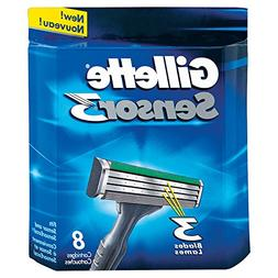 Gillette Sensor 3 Razor Blades - 8 pack