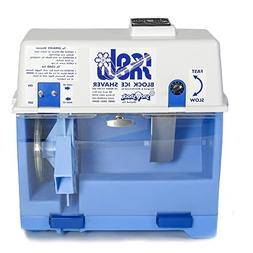 Professional Grade Commercial ICE SHAVER MACHINE and SNOW CO