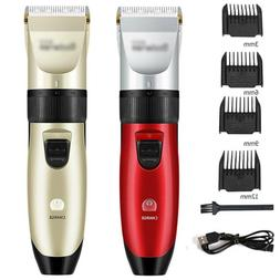 Hair Clippers Trimmers Cutting Machine Cordless Professional