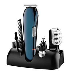 Hair salon multifunction rechargeable hair clipper set shavi